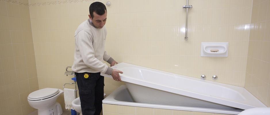 Vasca nella vasca sovrapposizione vasca da bagno - Produzione vasche da bagno ...